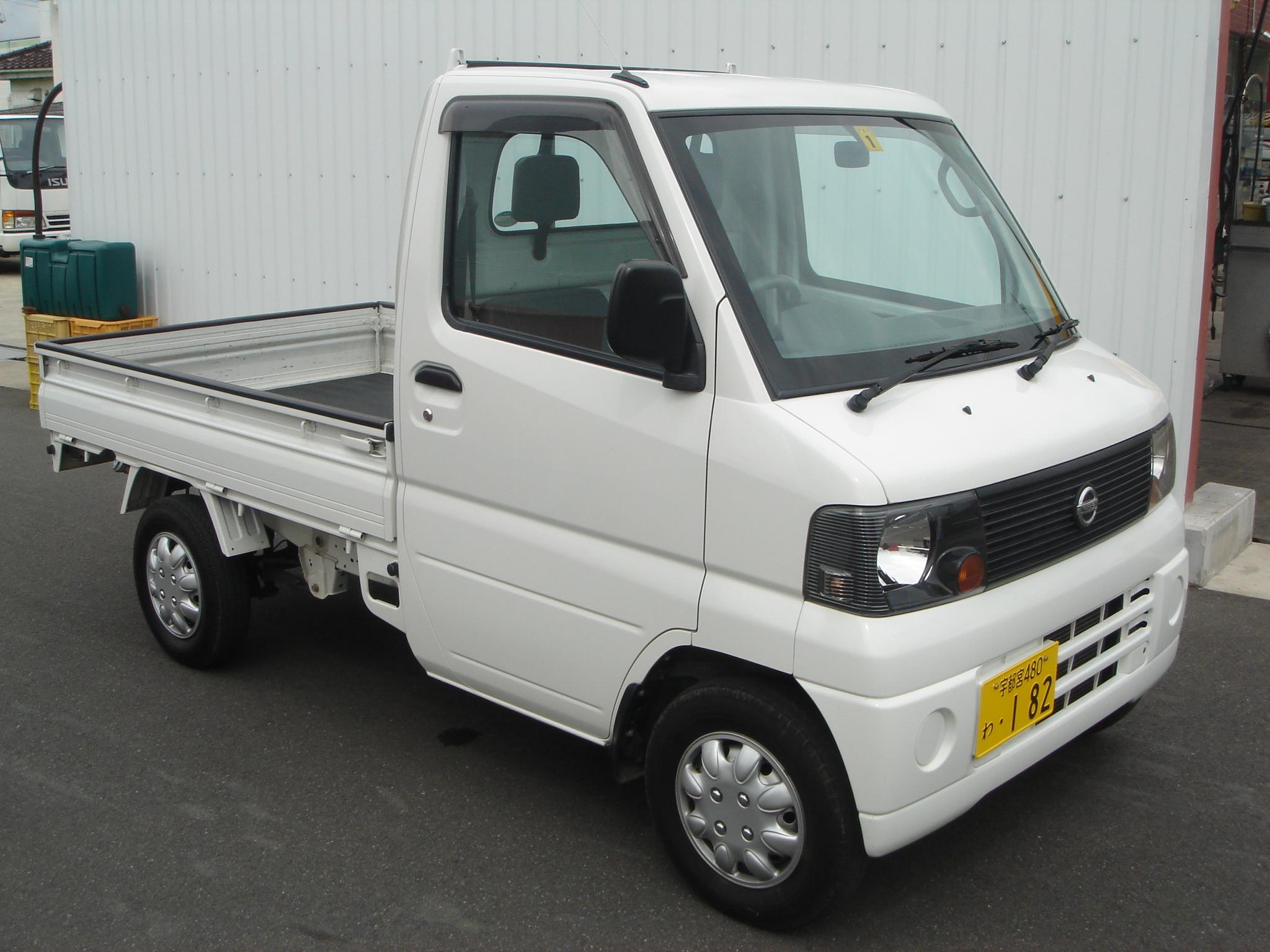 軽トラ 2人(荷台1.4m×1.9m)写真